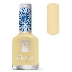 Moyra Stamping Nail Polish Vanilla 12ml sp17