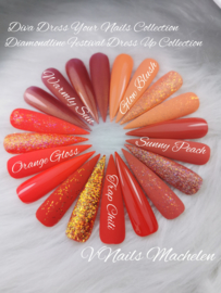 Diva Gellak Dress Your Nails Collection - Diamondline Festival Dress Up Collection