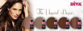 Diva Gellak The Unsaid Desire Collection 5 X 15 ml