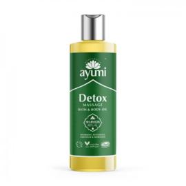 Detox Massage & Body Oil 250 ml | Ayumi