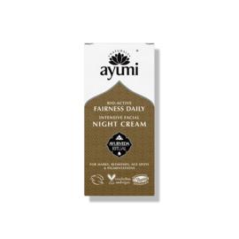 Fairness Daily Night Cream Intensive 50 ml   Ayumi