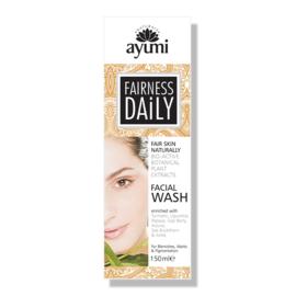 Fairness Daily Face Wash 150 ml   Ayumi