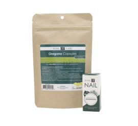Kalknagel olie & oregano capsules 60 stuks | RopaNail