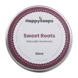 Natuurlijke Deodorant – Sweet Roots 50 g | HappySoaps