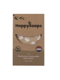 Body Oil Bar Coco Nuts 70 g | HappySoaps