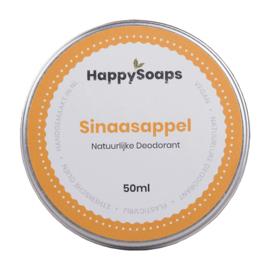 Natuurlijke Deodorant – Sinaasappel 50 g | HappySoaps