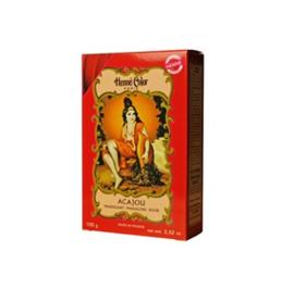 Henna Poeder Mahonie Rood (Acajou) 100 gr   Henné Color