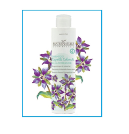 Borage shampoo for coloured hair 250 ml   MaterNatura