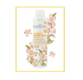 Cistus shampoo for oily hair / dandruff 250 ml   MaterNatura