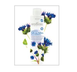 Anti – dandruff scalp shampoo with burdock 250 ml   MaterNatura