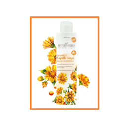 Calendula Shampoo for Frizzy hair 250 ml   MaterNatura
