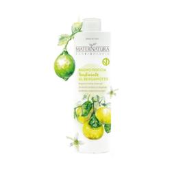 Bergamot shower gel tonifying / stimulerend 500 ml | MaterNatura