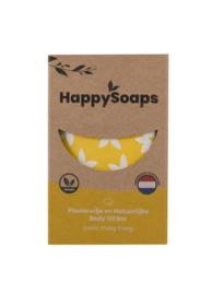 Body Oil Bar Exotic Ylang Ylang 70 g | HappySoaps
