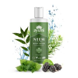 Neem & Tea Tree Body Wash 250 ml | Ayumi