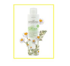 Chamomile shampoo for dry hair and scalp 250 ml   MaterNatura