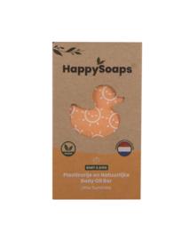Baby & Kids Body Oil Bar – Little Sunshine 60 g | HappySoaps