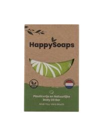 Body Oil Bar Aloë You Vera Much 70 g | HappySoaps