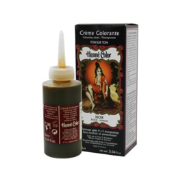 Henna Kleurcreme Zwart (Noir) 90 ml   Henné Color