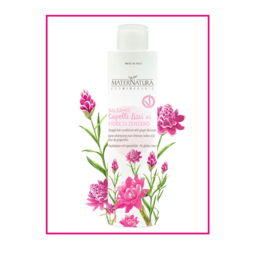 Straight hair conditioner with ginger blossom 250 ml | MaterNatura