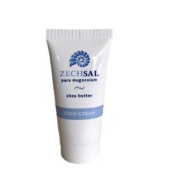 Magnesium Bodycream, 30 ml. Reisverpakking | Zechsal