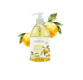Grapefruit Liquid Soap Hands & body 500 ml | MaterNatura