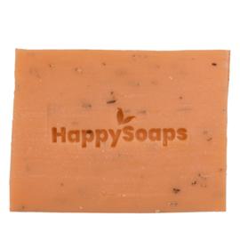 Happy Body Bar - Arganolie en Rozemarijn 100 gr | HappySoaps