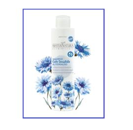 Cornflower shampoo for sensitive skin 250 ml   MaterNatura