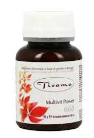 Multivit Power 45 gr | Tisama