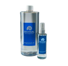 Magnesiumolie combiXL, 100 ml en 1 ltr.   Zechsal