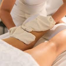 100 % Natural Silk Massagehandschoenen | LakShmi