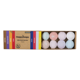 Mini Bath Bombs – Herbal Sweets 80 g | HappySoaps