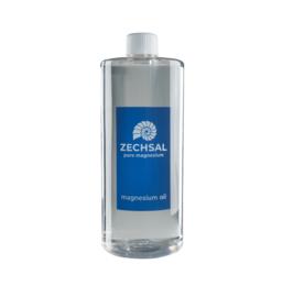 Magnesiumolie, 1 ltr. Navulfles voor de 100 ml flacon   Zechsal