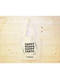Katoenen shopper | HappySoaps