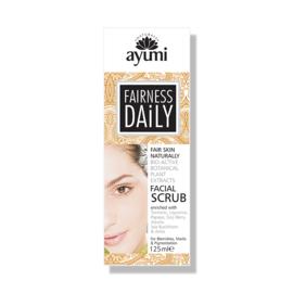 Fairness Daily Face Scrub 125 ml   Ayumi
