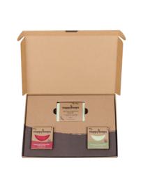 Plasticvrije Verzorging Giftbox - Herbs & Spices medium | HappySoaps