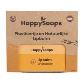 Lipbalm – Sinaasappel 10 g   HappySoaps