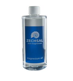 Magnesiumolie, 500 ml. Navulfles voor de 100 ml flacon   Zechsal