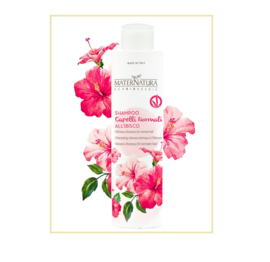 Shampoo Hibiscus for normal hair 250 ml   MaterNatura
