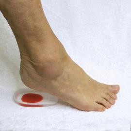 Hielspoor Comfort gelzooltjes – maat S (per paar) | Pedisil