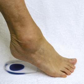 Hielspoor Comfort gelzooltjes – maat M (per paar) | Pedisil