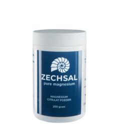 Magnesiumcitraat poeder 200g | Zechsal