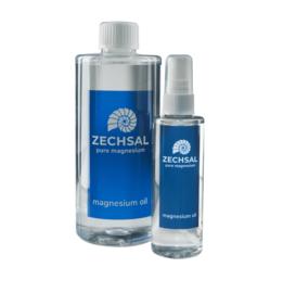 Magnesiumolie combi, 100 en 500 ml   Zechsal