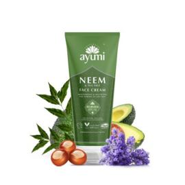 Neem & Tea Tree Face Cream 100 ml   Ayumi