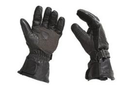 Verwarmde motorhandschoenen Mematec Polaris