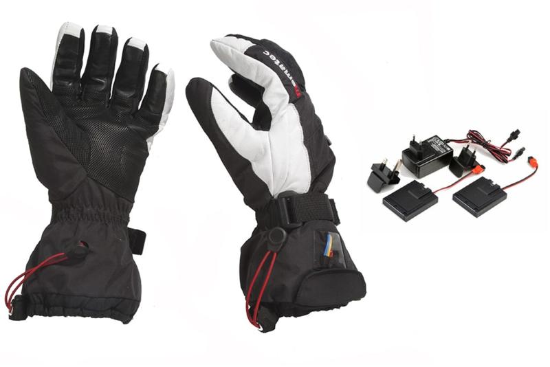 Mematec verwarmde snowboard handschoenen