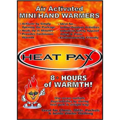 TechNiche HeatPax handwarmers (per paar)