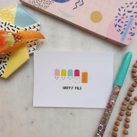 Happy pils (verpakt per 10)