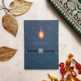 Merry Christmas (verpakt per 4)
