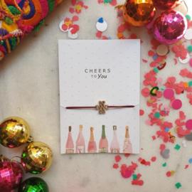 Cheers (verpakt per 4)