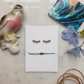 Armband Eyes (verpakt per 4)